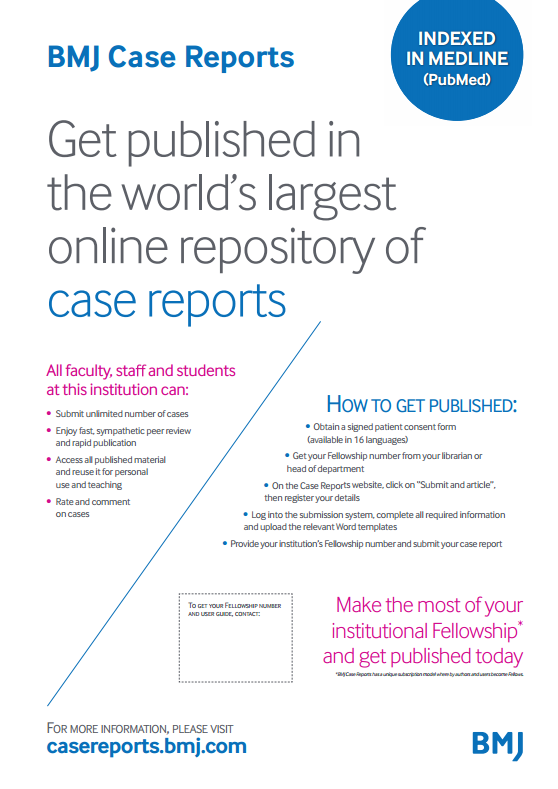 BMJ Case Reports poster
