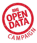 BMJ Open Data Campaign logo