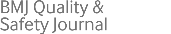 BMJ Quality & Safety Journal logo