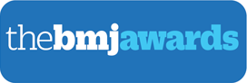 BMJ Awards Logo
