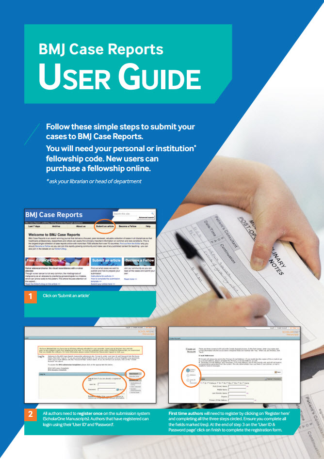 CaseReports user guide