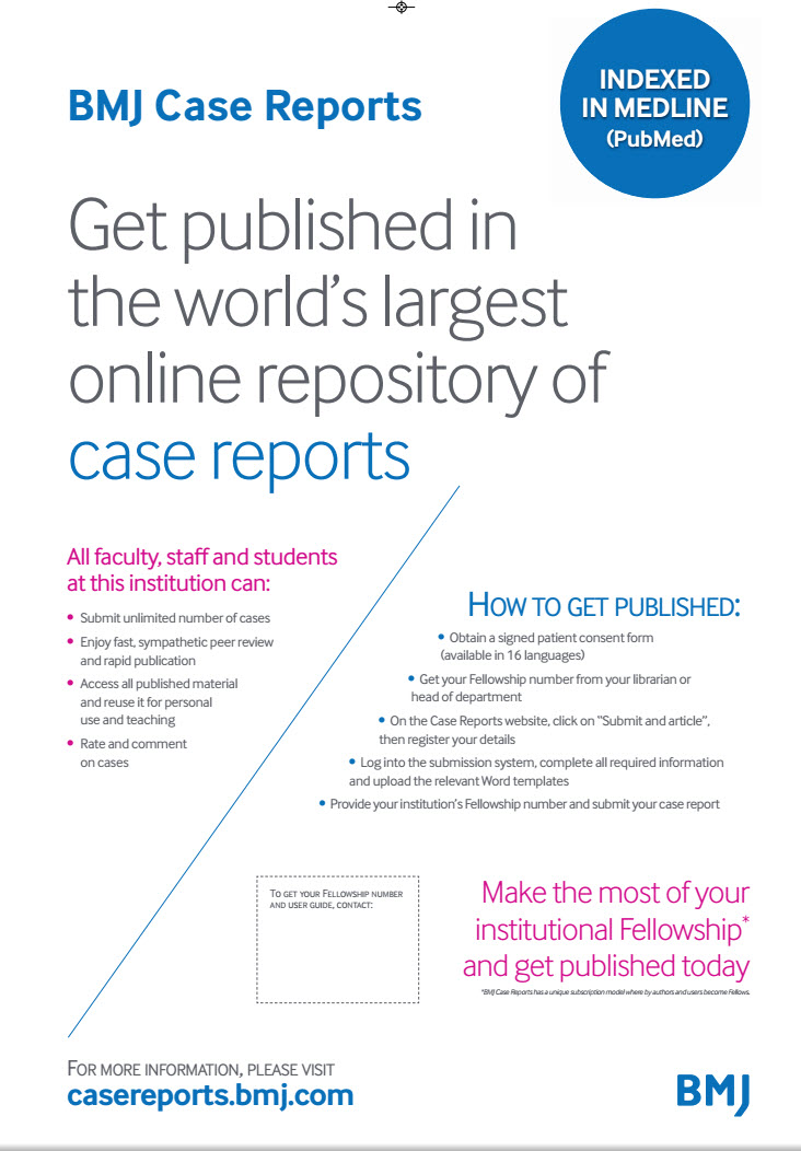 Case Reports poster