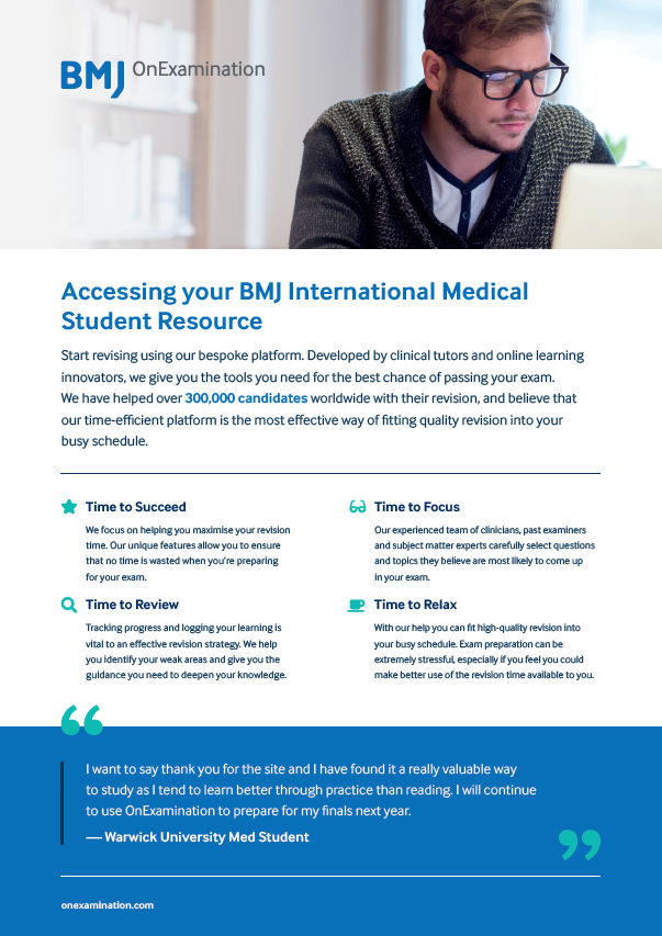 Getting Started Guides   BMJ