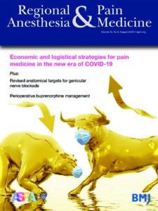 Regional Anesthesiology & Pain Medicine