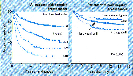 Patients with operable breast