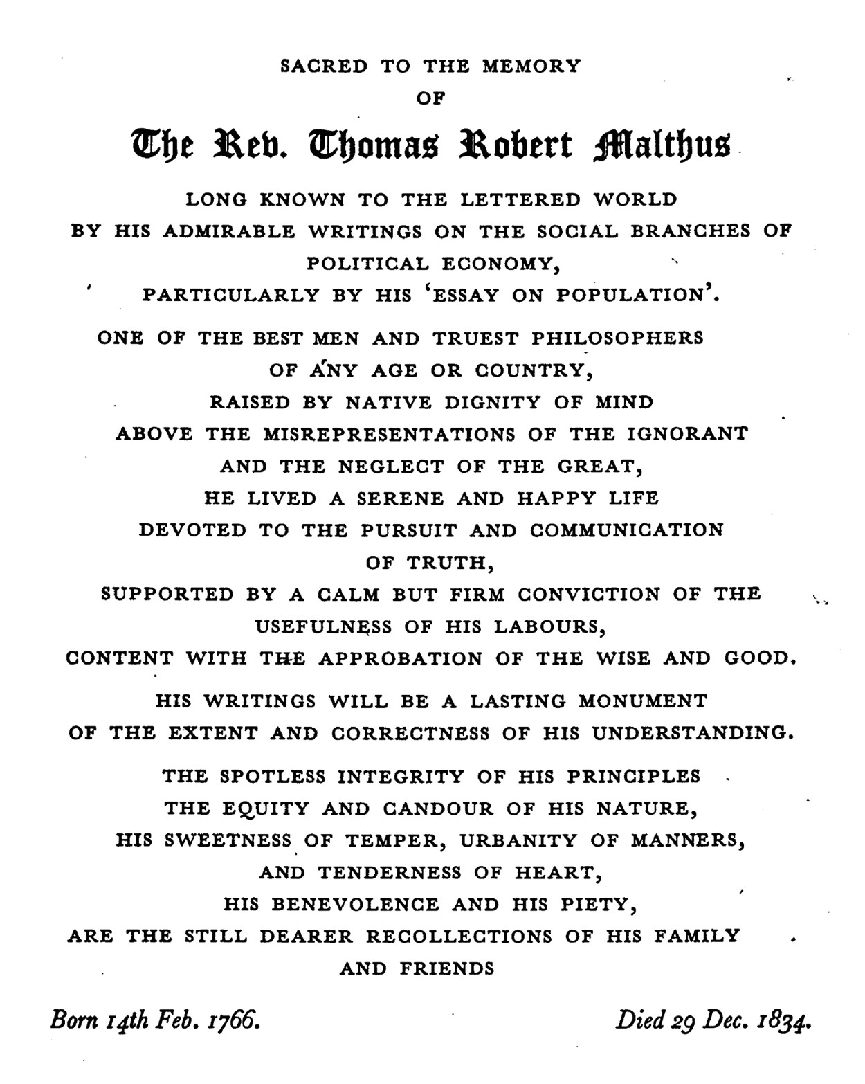 Selected essays by emerson