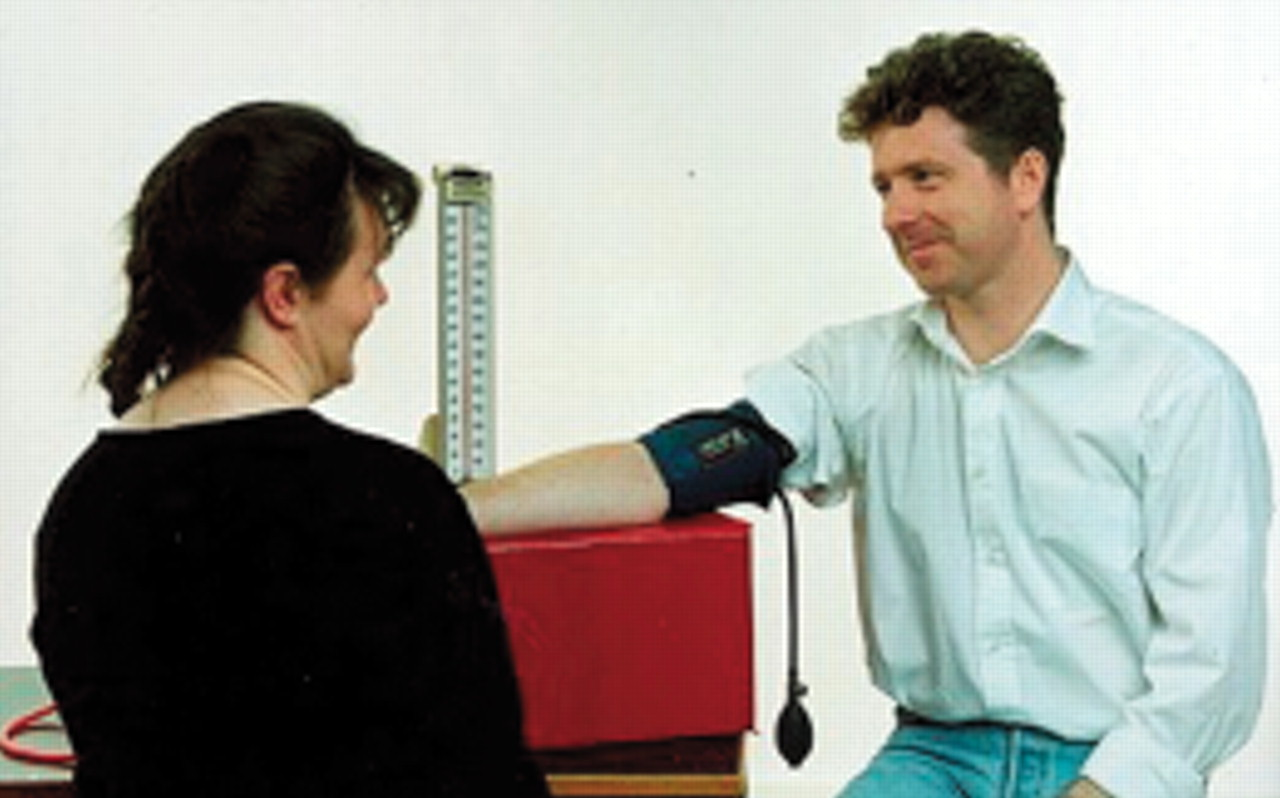 Blood Pressure Measurement The Bmj Flexus Gesture Control Sleeve Relaxed Subject