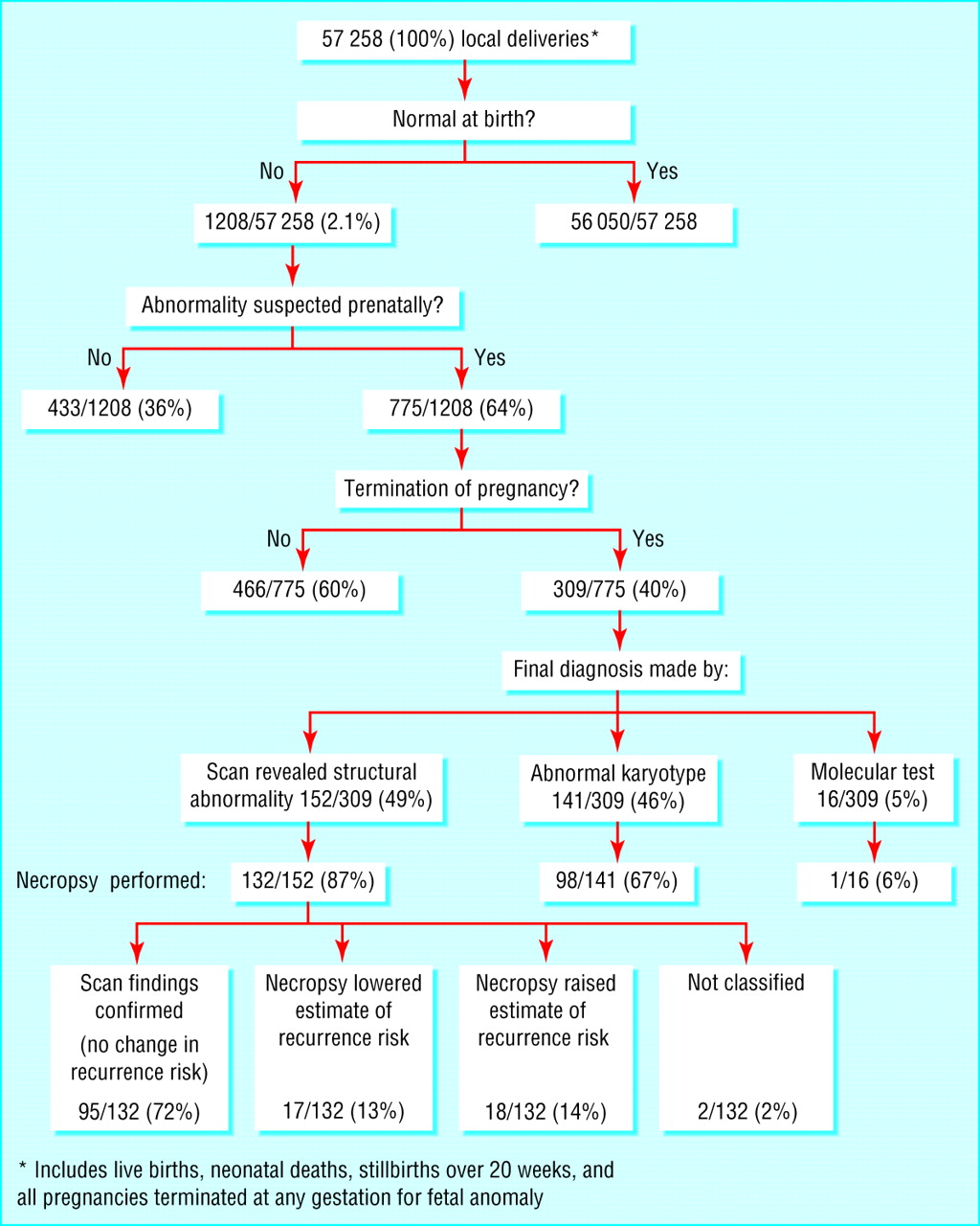 Late termination of pregnancy