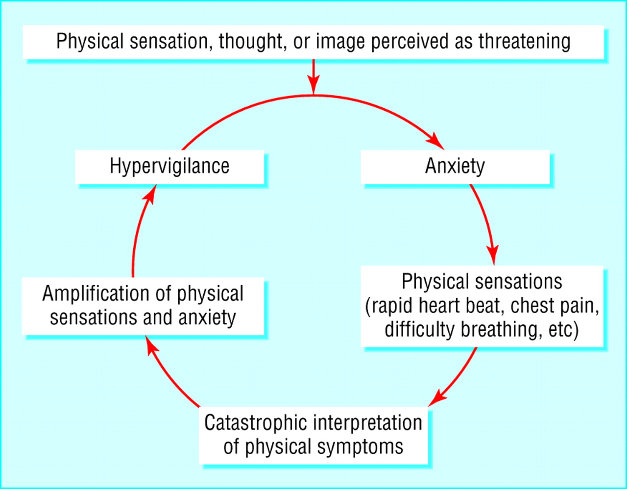 panic disorder the bmj
