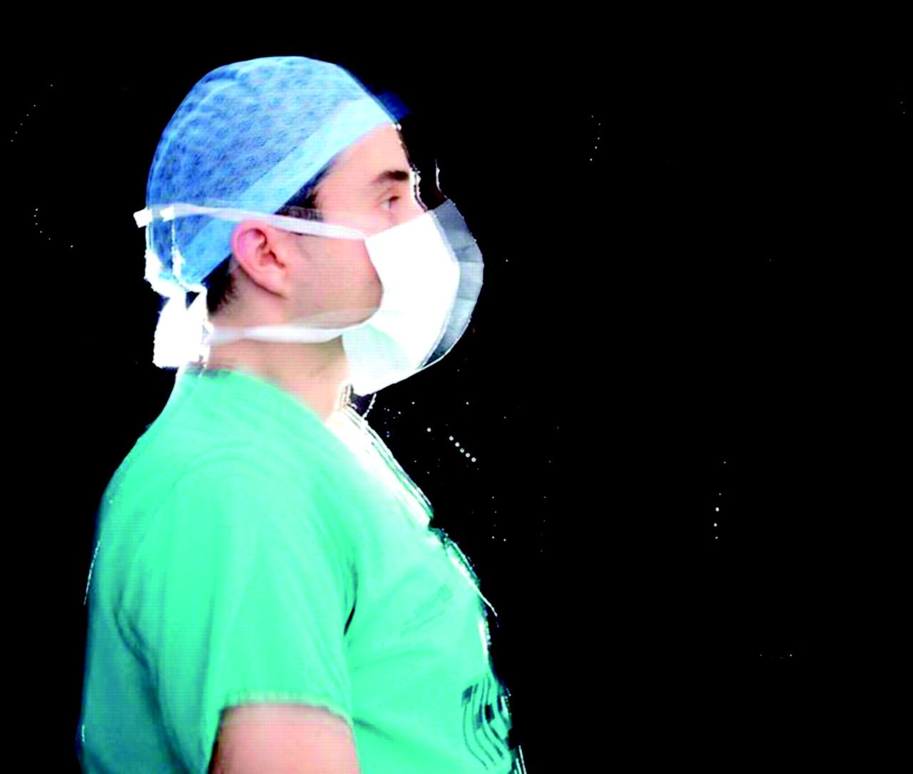 vg logic surgical mask
