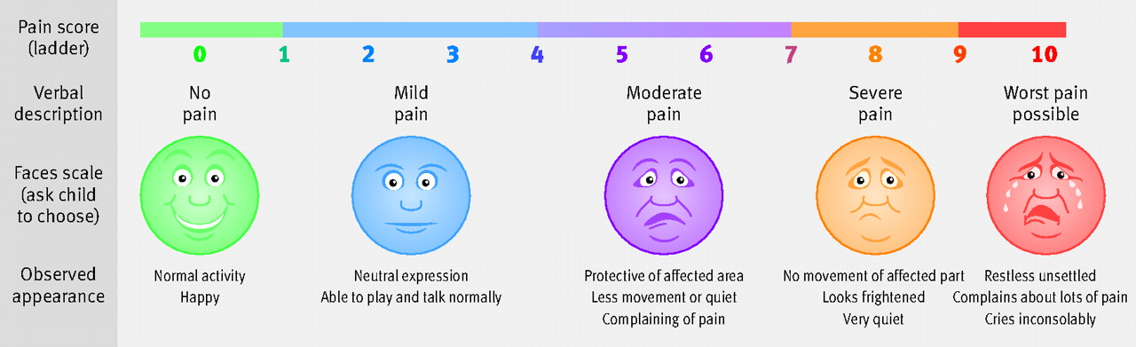 pain management templates - search results for printable pain rating scale