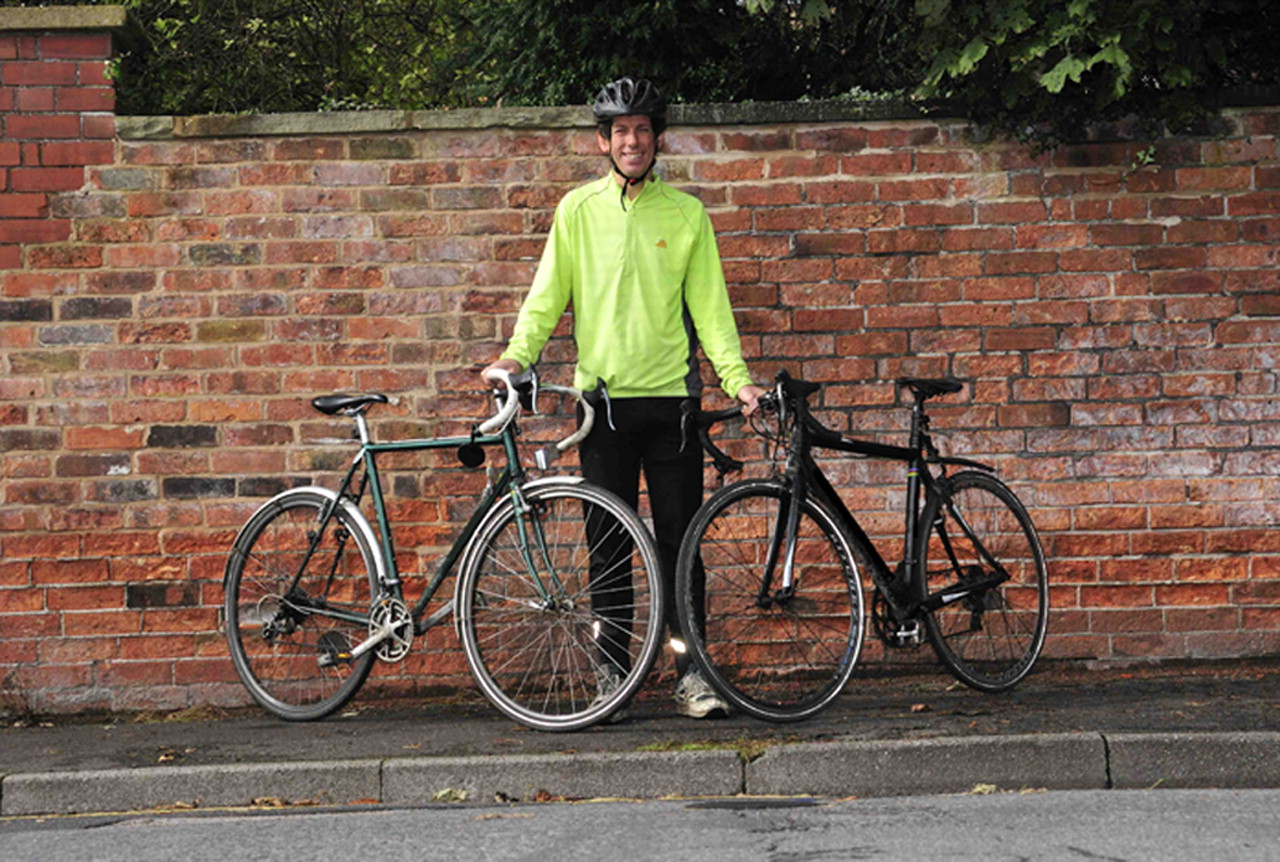 Bicycle weight and commuting time: randomised trial | The BMJ