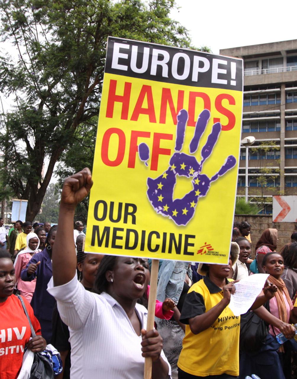 India eu seizure of generic medicines