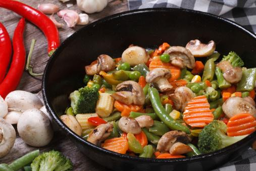 Vegetarians Have Lower Risk Of Colorectal Cancers Study Finds The Bmj