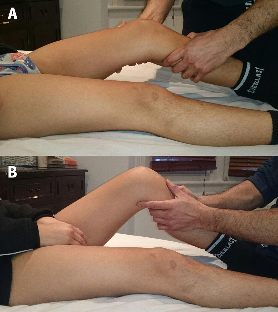 Knee injury in a 12 year old girl | The BMJ