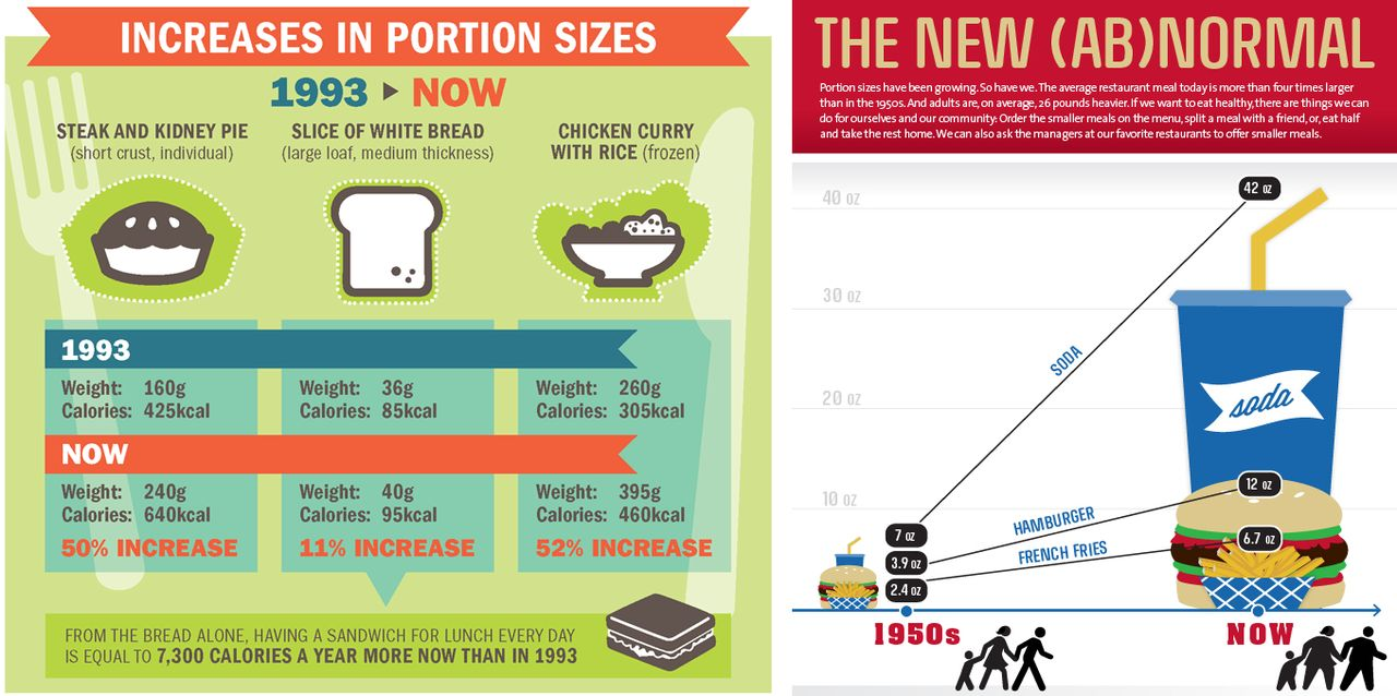 Should the Government Regulate Portions