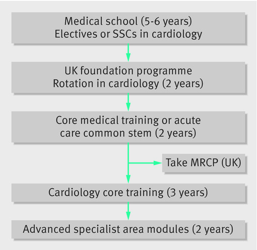A career in cardiology | The BMJ