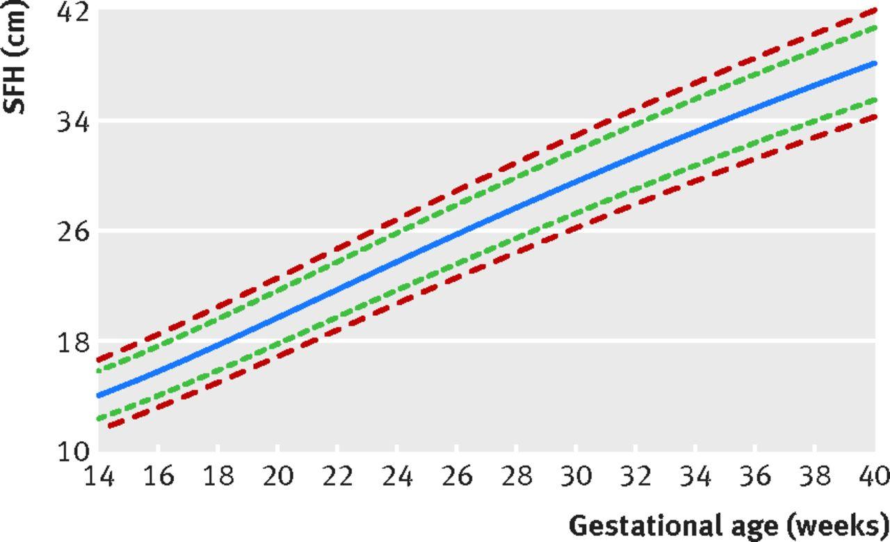 International standards for symphysis fundal height based on serial download figure geenschuldenfo Images