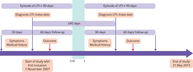 Antibiotic management of urinary tract infection in elderly patients