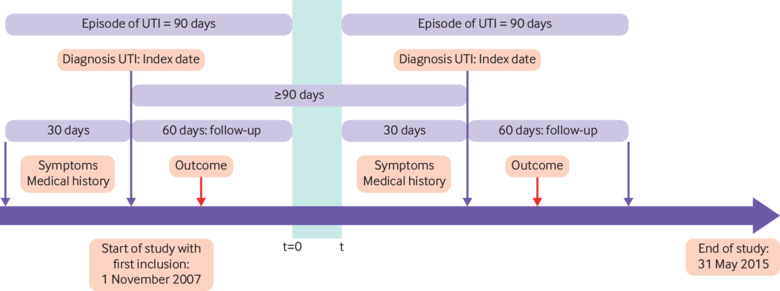Antibiotic management of urinary tract infection in elderly