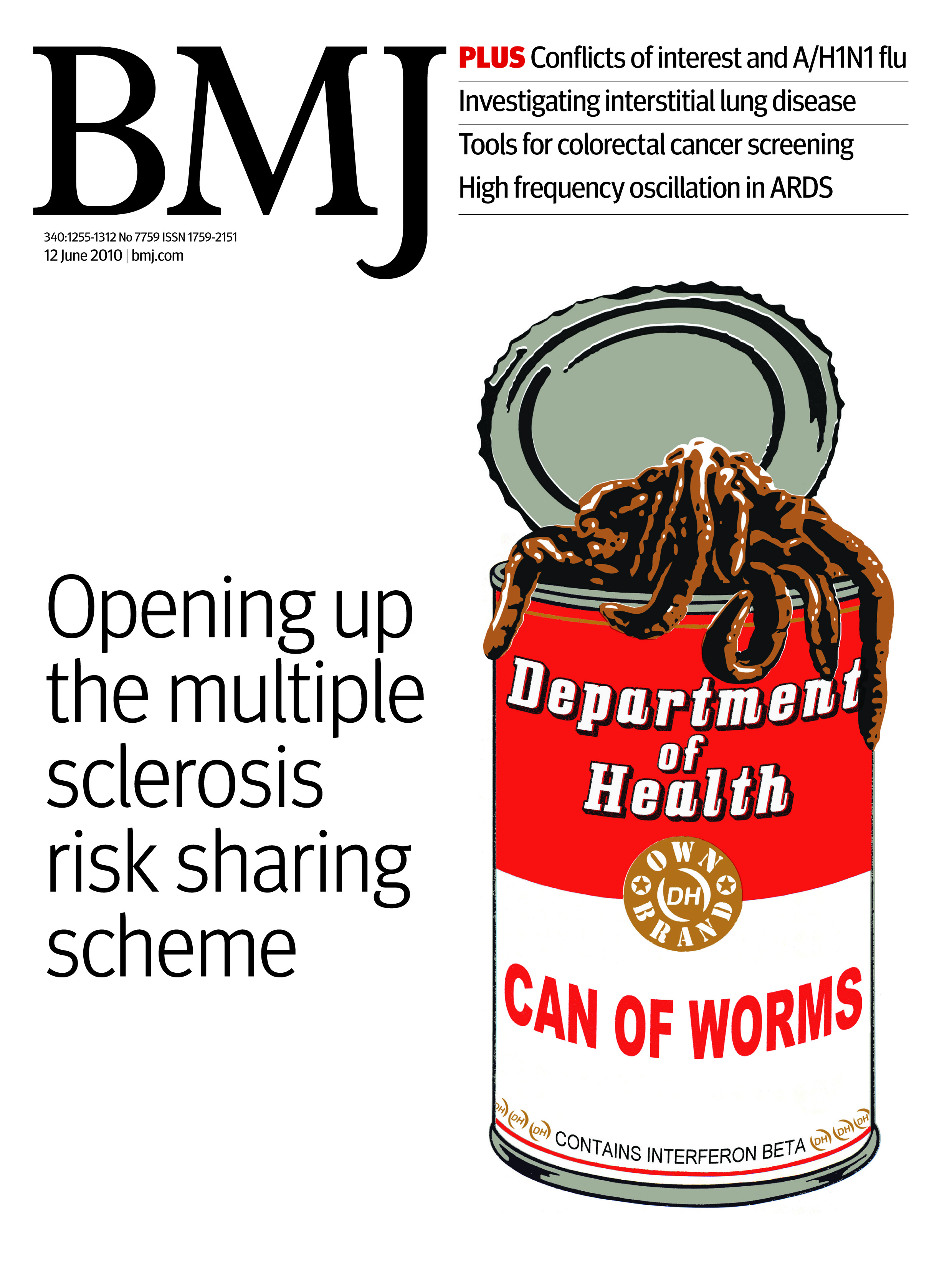 conflicts of interest and pandemic flu the bmj