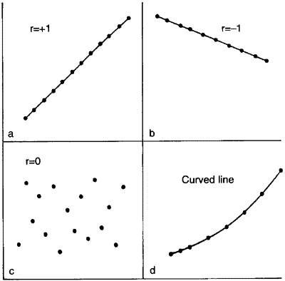 regression and correlation relationship