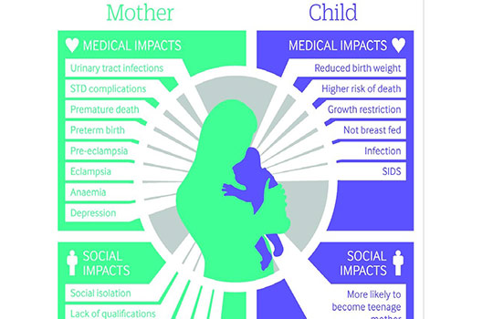 The Management Of Teenage Pregnancy  The Bmj-6622