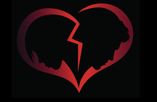 Divorce among physicians and other healthcare professionals