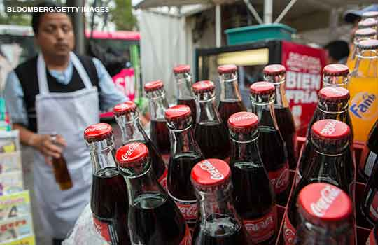 Beverage purchases from stores in Mexico under the excise tax on sugar sweetened beverages ...