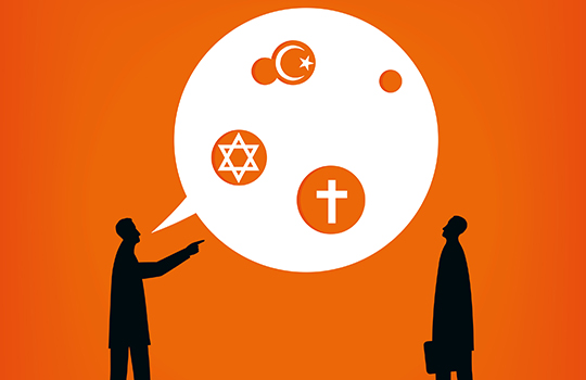 Why religious belief should be declared as a competing