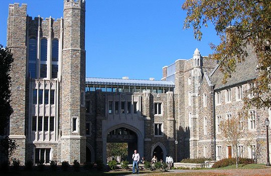 Duke University pays $112m to settle claims that it knowingly used
