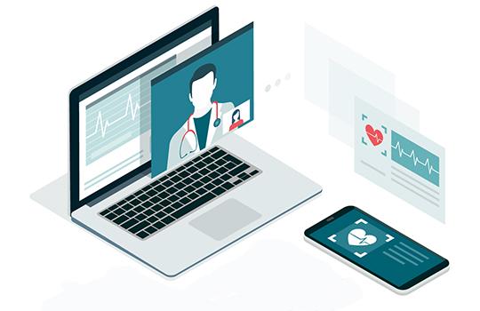 Covid-19: a remote assessment in primary care