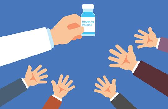 Covid-19: Pre-purchasing vaccine—sensible or selfish?