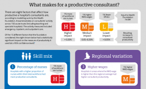 Infographic: What makes for a productive consultant?