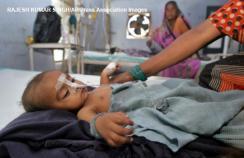 dengue fever child