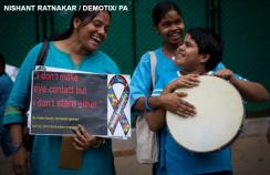 World Autism Awareness Day event in Bangalore, India