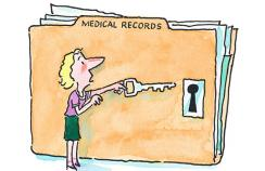 """""""The NHS has struggled to overcome issues of confidentiality and security as well as technological challenges"""""""