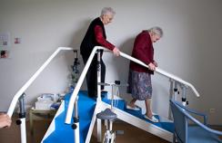 The evidence suggests that exercise based and tailored interventions are the most effective way to reduce falls