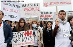MSF has repeated its call for an independent investigation into last October's attack on the charity's hospital in Kunduz