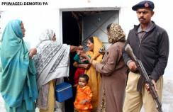 Polio vaccinators have been the target of attacks all over Pakistan for many years
