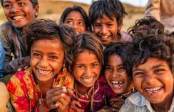 South Asia children