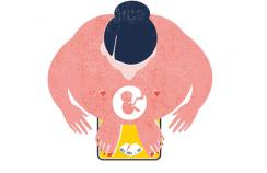 Risk of major congenital malformations in relation to maternal overweight and obesity severity
