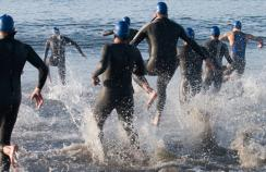 Men over 40 are most at risk of sudden death during triathlons