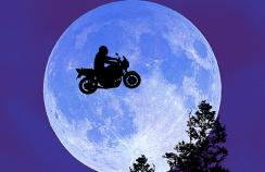 The full moon and motorcycle related mortality