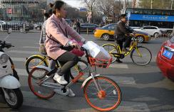 China cycling