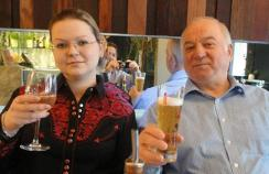 Russian former double agent Sergei Skripal and his daughter Yulia