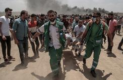 gaza doctors May 2018