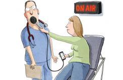 patients recording