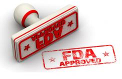 FDA approval documents