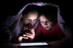 children not sleeping